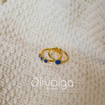 Confettis - Collection Olivolga Bijoux