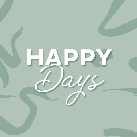 Happy days - great prices