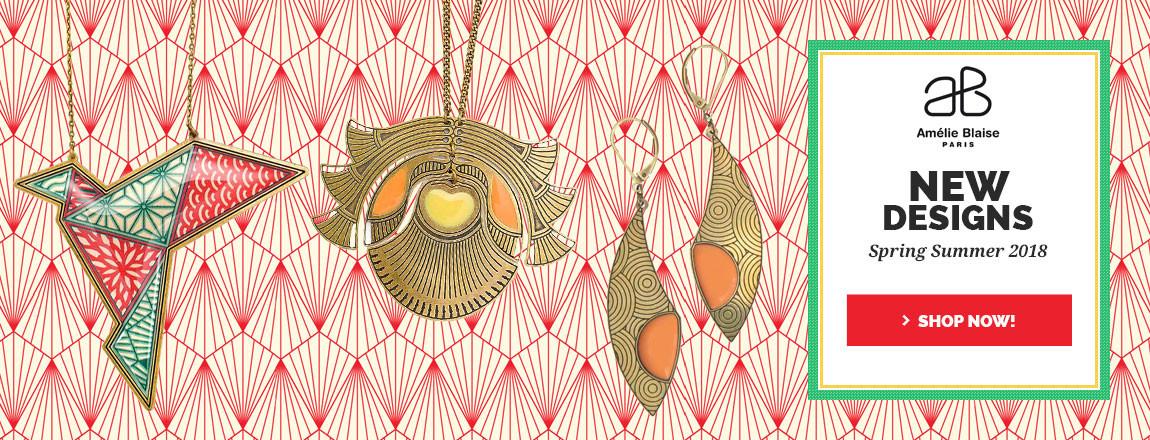 Shop Now Amelie Blaise Jewellery