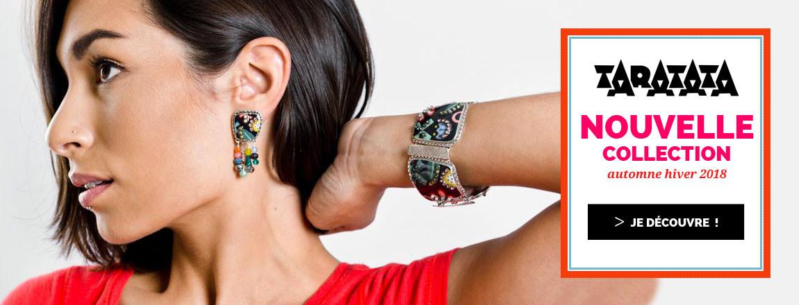 Nouvelle collection Bijoux Taratata